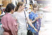 新企画!外国人観光客の売上がアップするサービス開始!