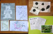 観光+α 英語を自然の中で学ぶ